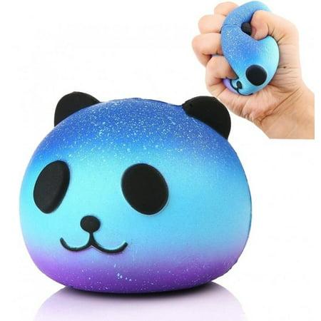 Kawaii Jumbo Panda Squishy Soft Doll Collectibles Cartoon Super Slow Rising Gift - Kawaii Panda Plush