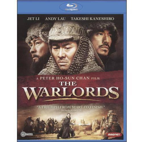 The Warlords (Mandarin) (Blu-ray)