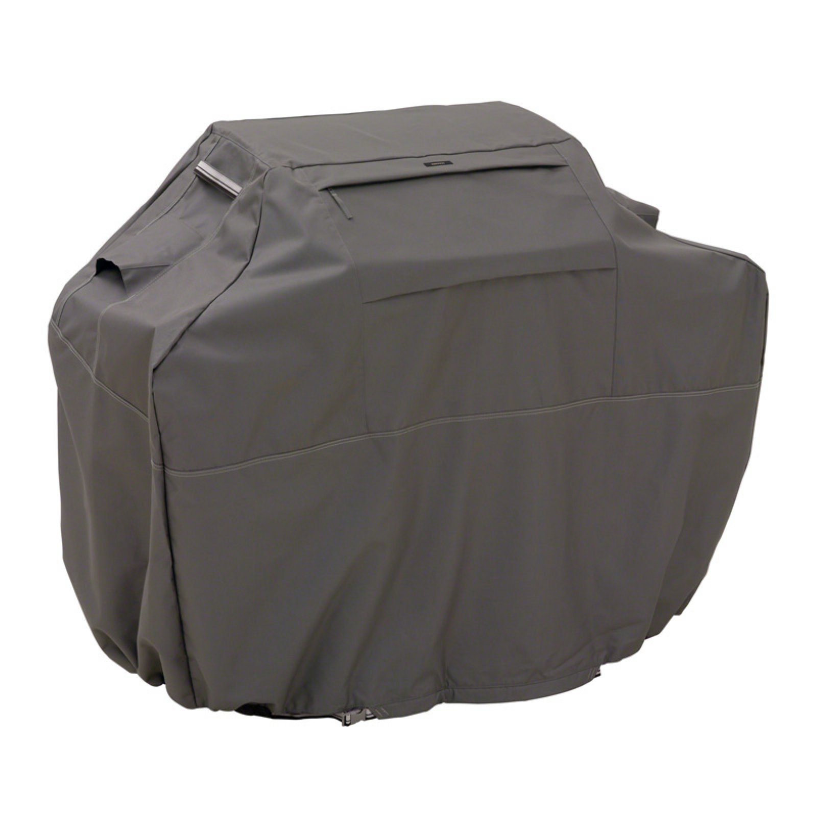 Classic Accessories Ravenna Grill Cover Taupe by Grill Covers