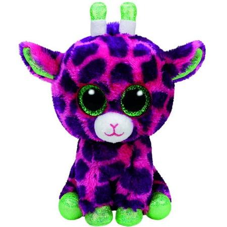 Gilbert GiraffeBeanie Boo Small 6 inch - Stuffed Animal by Ty (37220)