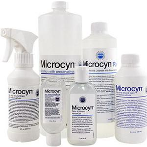 Microcyn Skin and Wound Hydrogel 3oz Bottle