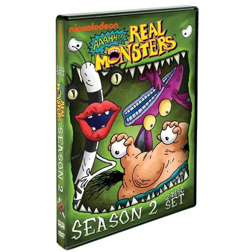 Aaahh!!!! Real Monsters: Season Two (Full Frame)