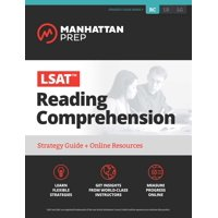 LSAT Reading Comprehension : Strategy Guide + Online Tracker
