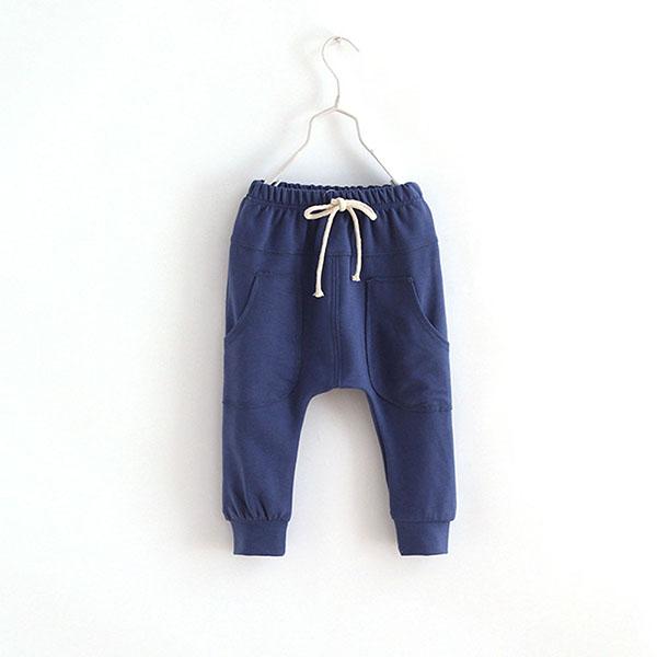 6a0fb5a6634f Kacakid - Kacakid Unisex Kid Toddler Cotton Jersey Harem Pants Baby ...