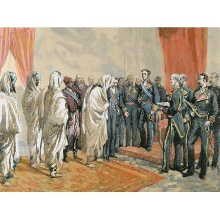 Amadeo Crystal (Amadeo I (1845-1890). Duke of Aosta and King of Spain (1871-1873) Print Wall Art By Prisma Archivo )