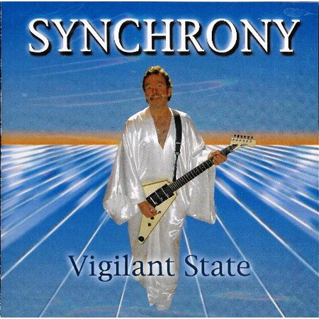 Synchrony   Vigilant State  Cd