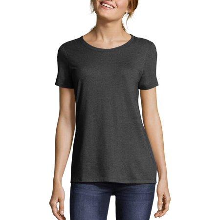 - Women's Modal Triblend Short Sleeve Scoopneck Tee
