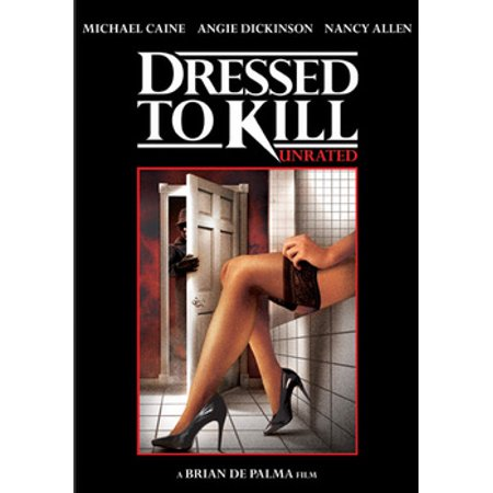 Dressed to Kill (DVD) - Movies Dress Up