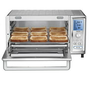 Best Countertop Convection Ovens - Cuisinart TOB-260N1 Chef's Convection Toaster Oven, Stainless Steel Review