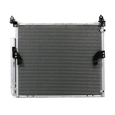 A-C Condenser - Pacific Best Inc For/Fit 3579 07-14 Toyota FJ