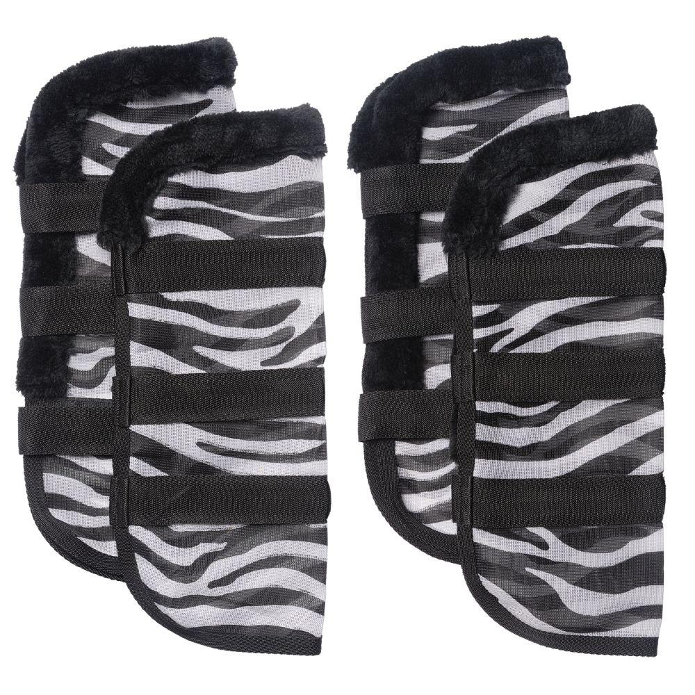 JTI Tough-1 Zebra Mesh Fly Boots