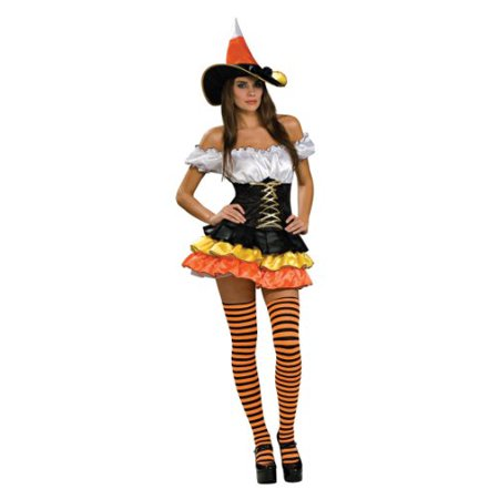 Secret Wishes Candy Corn Cutie Costume, Orange, Medium - image 1 de 1