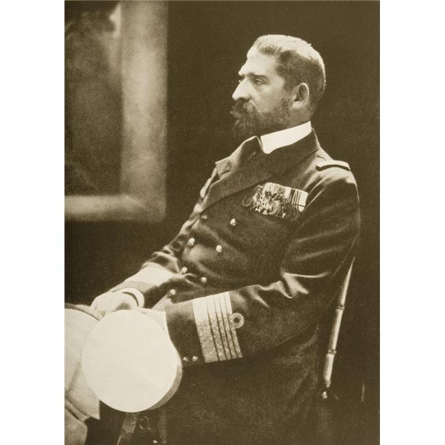 H.R.H. King Ferdinand of Roumania 1865-1927 From A Photograph by Mandy Poster Print, Large - 24 x 34 - image 1 de 1