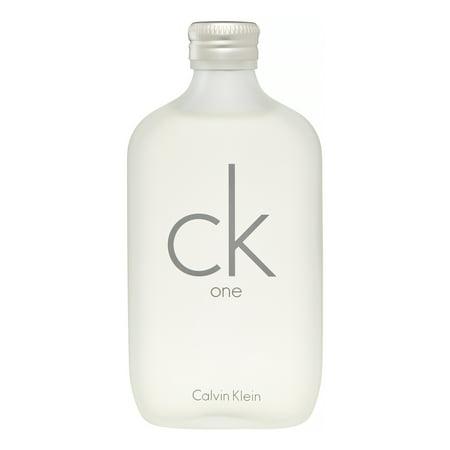 Calvin Klein One Eau De Toilette Perfume Spray (Unisex), 6.7 oz Calvin Klein Eternity For Men