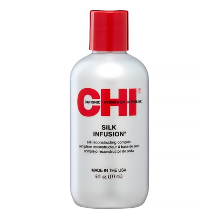CHI Silk Infusion Reconstructing Complex, 6 Oz (Best Reconstructor For Natural Hair)