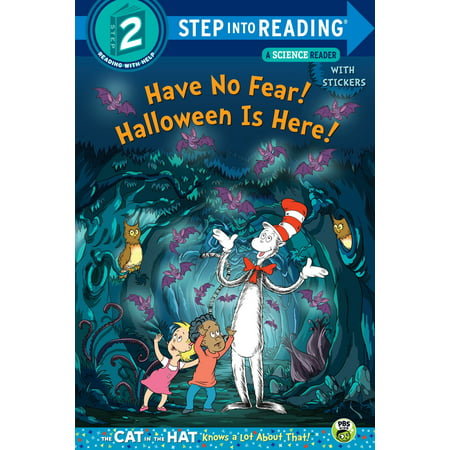 Have No Fear! Halloween is Here! (Dr. Seuss/The Cat in the Hat Knows a Lot About - Halloween Fear Factor