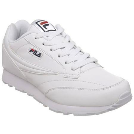 Fila Fila Men's Classico 9 White Sport Sneakers Shoes