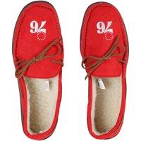 Philadelphia 76ers Big Logo Moccasin Slippers