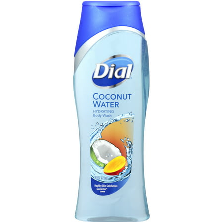 (Dial Body Wash, Coconut Water & Mango, 16 Ounce)
