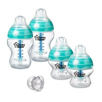 Tommee Tippee Advanced Anti Colic Newborn Essentials Baby Bottle Set