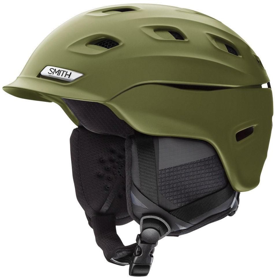 Smith Optics Vantage-Mips Ski Snow Helmet (Matte Olive Medium) by Smith Optics