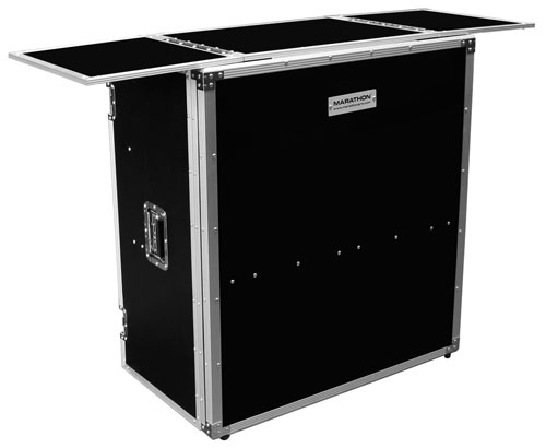 Marathon Ma-standt Universal Stand W/table Top & Shelf [s...
