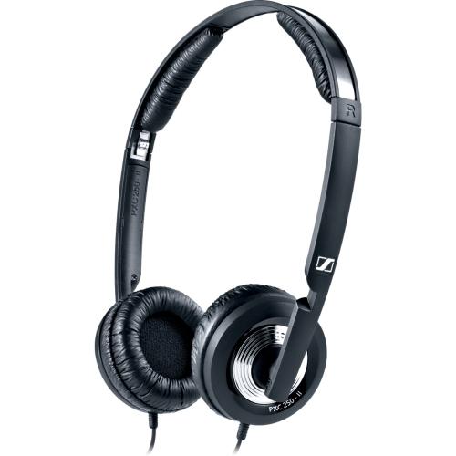 Sennheiser PXC250-II Sennheiser PXC 250-II Headphone - Stereo - Mini-phone - Wired - 10 Hz 21 Hz - Over-the-head - Binaural - Ear-cup - 4.90 ft Cable