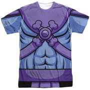 Masters of the Universe Cartoon Skeletor Costume Adult 2-Sided Print T-Shirt