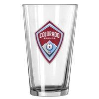 Colorado Rapids 16oz. Satin Etch Pint Glass - No Size