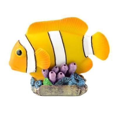 RESIN CLOWN FISH FIGURINES