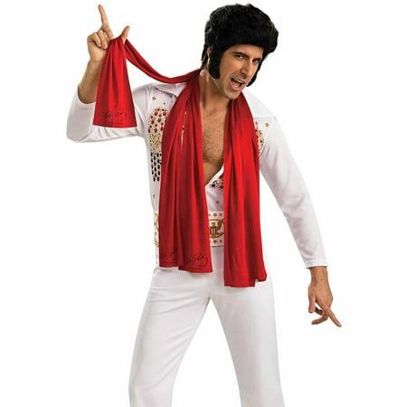 Elvis Scarves Adult Halloween Costume Accessory