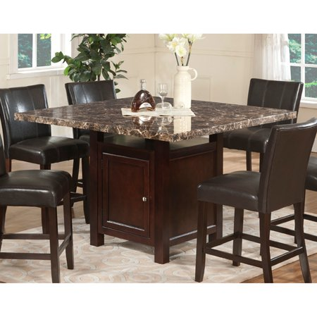 samantha veener counter height dining table with storage. Black Bedroom Furniture Sets. Home Design Ideas