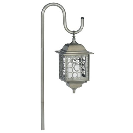Manor House Lv11040gi Flickering Low Voltage Yard Garden Light Shepherd S Hook