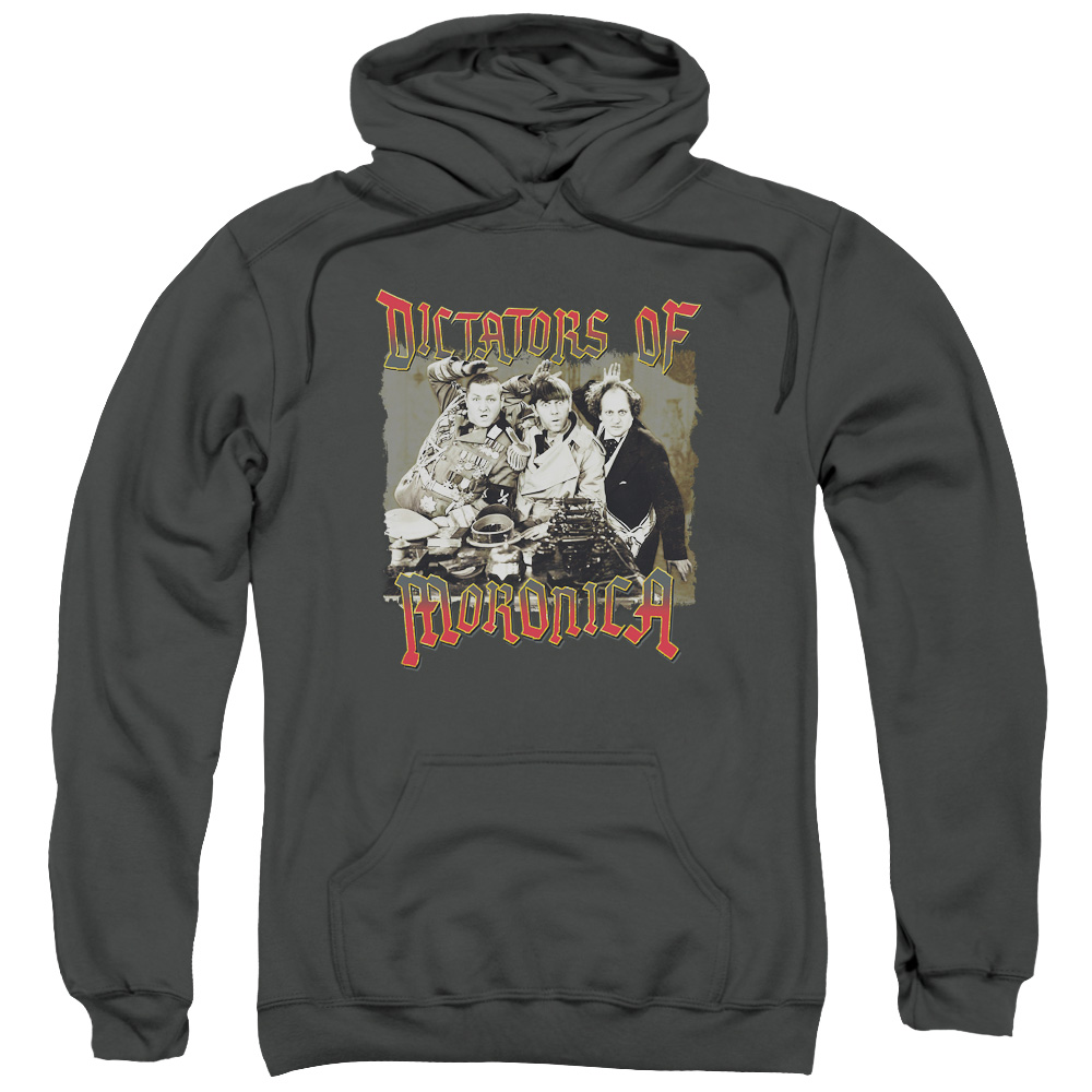 The Three Stooges Moronica Mens Pullover Hoodie