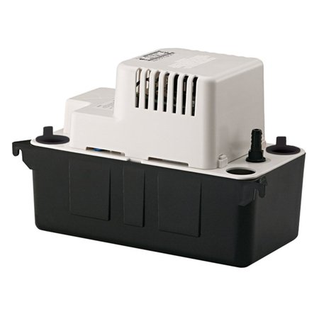 Little Giant VCMA-15ULS Series 1/50 HP 1/2 Gallon Tank Condensate Removal Pump ()