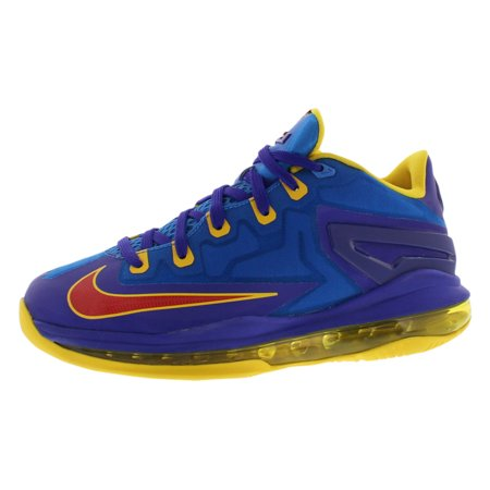 quality design a680d 0a3e8 Nike Lebron XI Low Basketball Gradeschool Boys Shoes Size high-quality