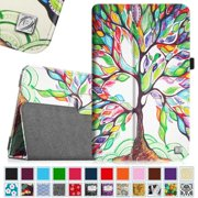 For Samsung Galaxy Tab E 9.6 / Samsung Tab E Nook 9.6 Tablet Case - Fintie Folio PU Leather Stand Cover