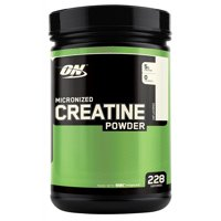 Optimum Nutrition Micronized Creatine Powder, 228 Servings