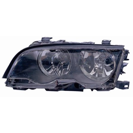 Go-Parts » 2000 BMW 328Ci Front Headlight Headlamp Assembly Front Housing / Lens / Cover - Left (Driver) Side - (E46 Body Code; 2 Door; Coupe) 63 12 6 904 279 BM2502112 Replacement For BMW 328Ci ()