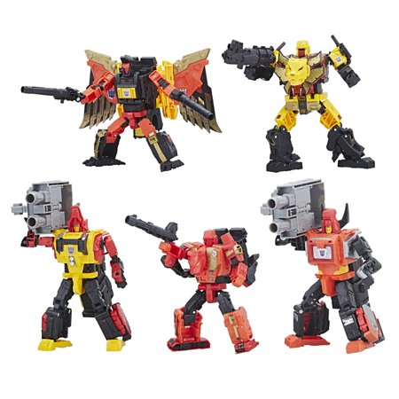 Transformers: Generations Power of the Primes Titan Class Predaking (Transformers The Ultimate Battle)