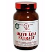 Olive Leaf Extract 500mg Olympian Labs 60 Caps