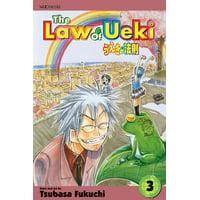 The Law of Ueki, Vol. 3