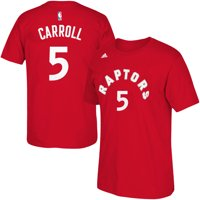 d8bc89362b8 Toronto Raptors DeMarre Carroll NBA Name & Number T-Shirt - Red - Adidas. 0  Reviews. Price
