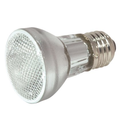 Satco S2303 75W 130V PAR16 Narrow Flood halogen light (Par16 Halogen Narrow Spot)