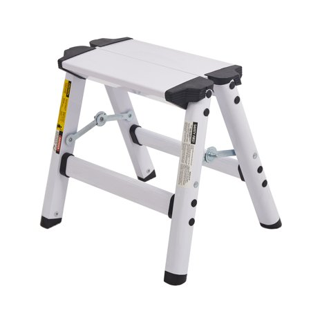 Karmas Product 2 Feet Step Ladder Lightweight Aluminum