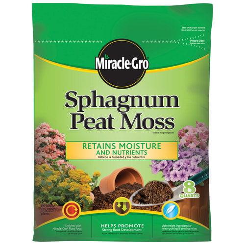 Miracle-Gro Sphagnum Peat Moss