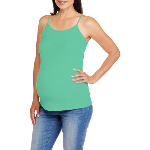 Faded Glory Maternity Adjustable Strap Cami