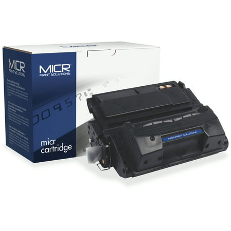 MICR Tech, MCR42XM, Solutions 42XM Toner Cartridge, 1 Each