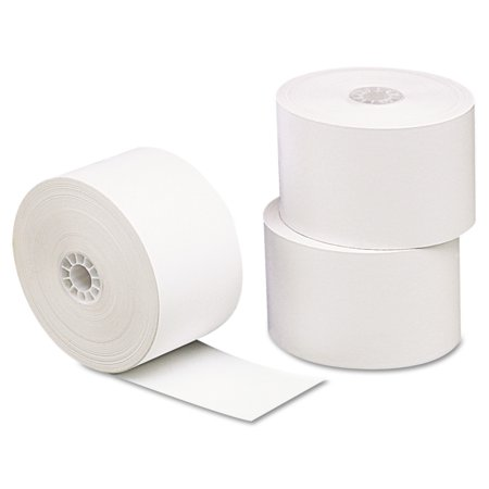 - Universal Single-Ply Thermal Paper Rolls, 3 1/8