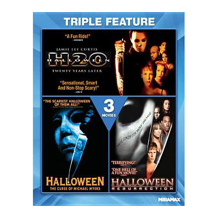 Halloween Collection (Blu-ray) - Halloween Movie Series Box Set